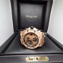 Audemars Piguet Royal Oak Offshore Chronograph gebraucht 42mm Roségold