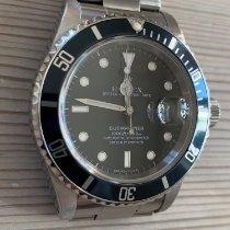 Rolex 16610 Stål 1991 Submariner Date 40mm begagnad Sverige, Vetlanda