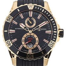 Ulysse Nardin Diver Chronometer 266-10-3/93 new