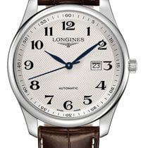 Longines Master Collection Steel 42.00mm Silver United States of America, Florida, Tarpon Springs