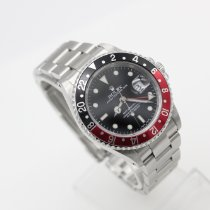 Rolex 16710 Staal 2000 GMT-Master II 40mm tweedehands