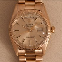 Rolex 1803 Geelgoud 1977 Day-Date 36 36mm tweedehands Nederland, Amstelveen