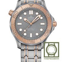 Omega Seamaster Diver 300 M 210.60.42.20.99.001 2020 new