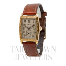 Gruen Yellow gold 23mm Manual winding pre-owned United States of America, New York, Hartsdale