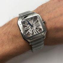 Cartier Santos (submodel) WHSA0007 nowość