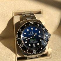 Rolex Sea-Dweller Deepsea Steel 44mm Blue No numerals Australia, sydney