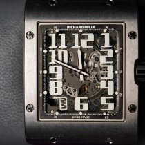 Richard Mille Titanium Automatic pre-owned RM 016