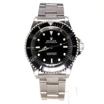 Rolex Submariner (No Date) Steel 40mm Black No numerals United States of America, North Carolina, Asheville
