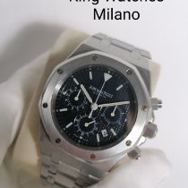 Audemars Piguet 25860ST.OO.1110ST.04 Zeljezo 2000 Royal Oak Chronograph 39mm rabljen
