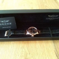 Haemmer new Automatic 50mm Rose gold Sapphire Glass