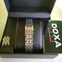 Doxa Women's watch 16mm Quartz new Watch with original box and original papers