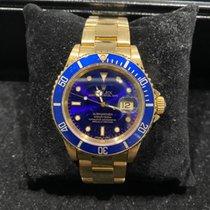 Rolex 16618 Or jaune 1990 Submariner Date 40mm nouveau France, Paris