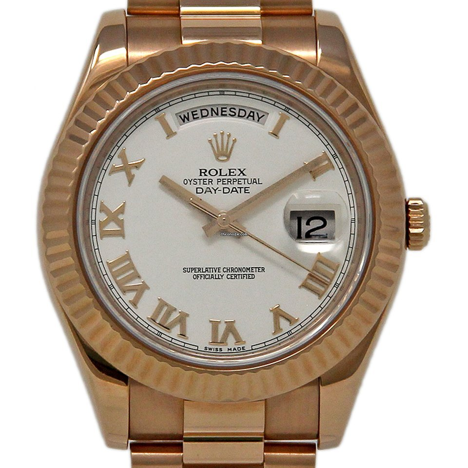 Rolex Day-Date II 218235 2014 usados