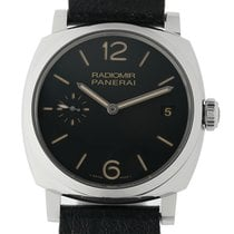 Panerai Radiomir 1940 3 Days Steel 47mm Black Arabic numerals United States of America, New York, New York