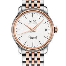 Mido Stal 33mm Automatyczny M027.207.22.010.00 nowość