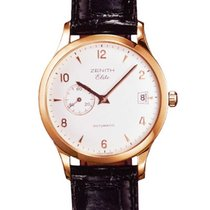 Zenith 17.1125.680/01.c490 Class Elite Automatic 37mm in Rose...