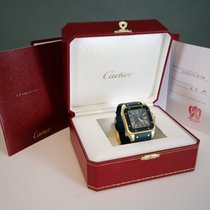 Cartier Santos 100 XL 18K Solid Rose Gold