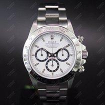 Rolex Daytona Zenith - White dial - Full Set