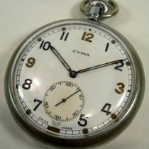 Cyma 45mm Manual winding pre-owned