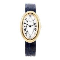 Chopard lady's wrist watch. Yellow 18kt gold case