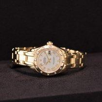 Rolex 80318 Gelbgold 2008 Lady-Datejust Pearlmaster 29mm gebraucht Schweiz, Crans-Montana