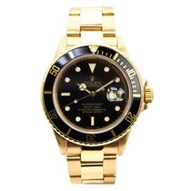 Rolex Oyster Perpetual Submariner 40MM 18KG Date 16808