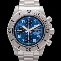 Breitling Superocean Chronograph Steelfish Blue United States of America, California, San Mateo