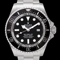 Rolex Sea-Dweller Deepsea Steel 44mm Black United States of America, California, San Mateo