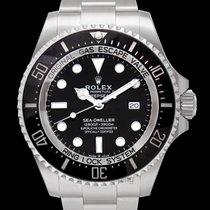 Rolex Sea-Dweller Deepsea Black/Steel 44mm - 126660