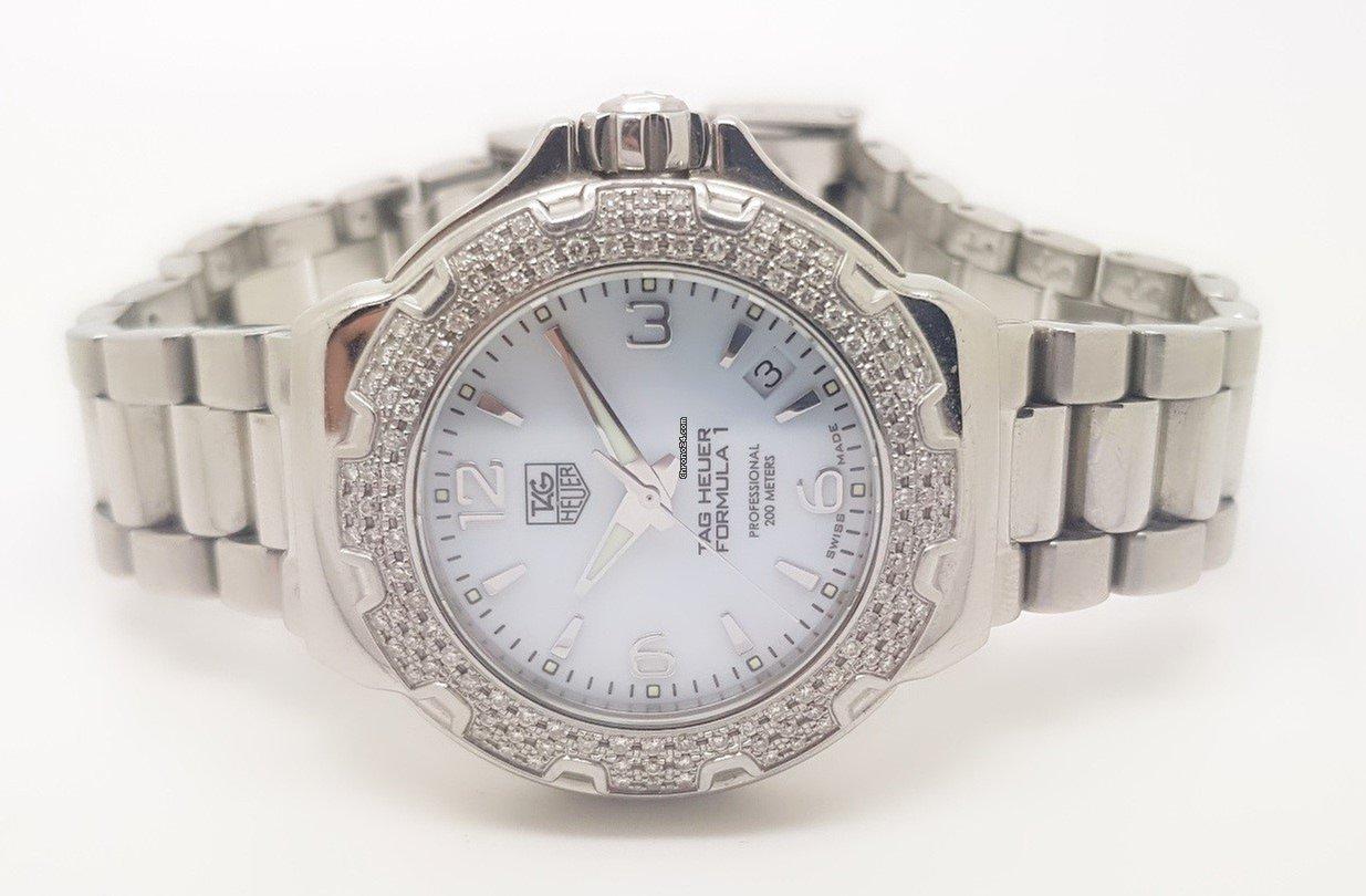 Μεταχειρισμένα ρολόγια TAG Heuer  99d8e1b47fa