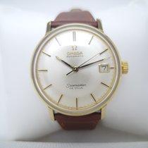 Omega Seamaster DeVille vintage 1967 rare quickset date set 565
