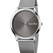 ck Calvin Klein K3M211Y3 Steel 40mm new