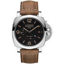 Panerai Luminor 1950 10 Days GMT new 2020 Automatic Watch with original box and original papers PAM 00533