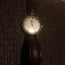Omega Speedmaster (Submodel) pre-owned 35mm Yellow gold