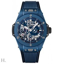 Hublot Big Bang Meca-10 Keramik 45mm Transparent Deutschland, Bamberg