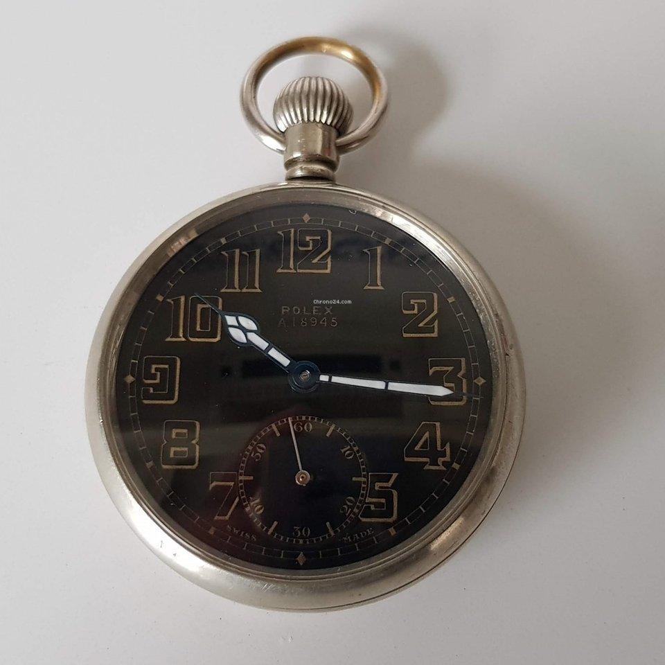 10 Uhren in Vintage bronze Ziffernblatt