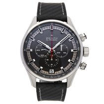 Zenith El Primero Sport Steel 45mm Grey No numerals United States of America, Pennsylvania, Bala Cynwyd