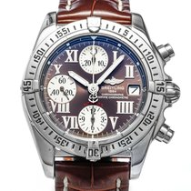 Breitling Chrono Cockpit Steel 40mm Brown United States of America, Texas, Houston