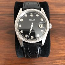 Rolex 6694 Acier 1975 Oyster Precision 34mm occasion