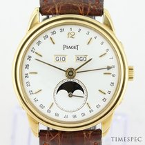 Piaget Yellow gold 33mm Automatic 15908 pre-owned