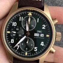 IWC IW387902 Bronce 2020 Pilot Spitfire Chronograph 41,00mm nuevo