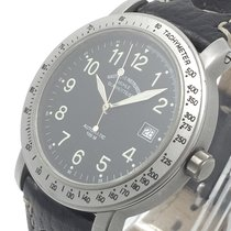 格拉苏蒂 鋼 40mm 自動發條 M13000 二手