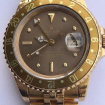 Rolex GMT-Master Yellow gold 40mm Champagne United States of America, Florida, sarasota