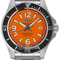 Breitling Superocean 42 Unworn Steel 42mm Automatic United States of America, New York, Airmont