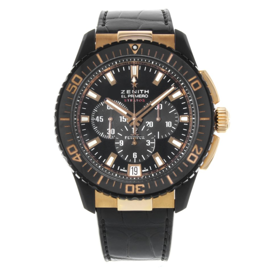897f89fd8 Zenith El Primero - all prices for Zenith El Primero watches on Chrono24