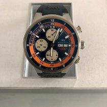 IWC Aquatimer Chronograph Stahl 44mm Blau Keine Ziffern Deutschland, München