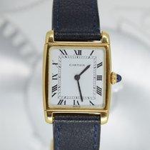 Cartier Or jaune 33mm Remontage manuel occasion France, Cannes