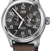 Oris Big Crown ProPilot Worldtimer 01 690 7735 4063-07 5 22 05FC 2019 new