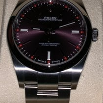 Rolex Oyster Perpetual 39 Steel 39mm Red No numerals United States of America, Arizona, Chandler
