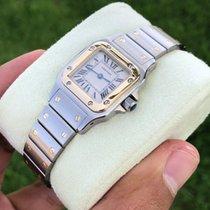 Cartier Santos Galbée 1567 2006 pre-owned